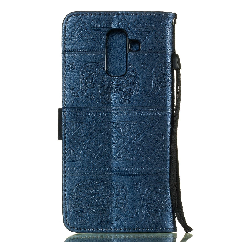 Samsung Galaxy A 6 2018 A600 A600FN SM-A600 флип чехол для Samsung Galaxy A6 2018 Case A6 SM-A600FN / DS 5.6 @ кожаный сумка для телефона