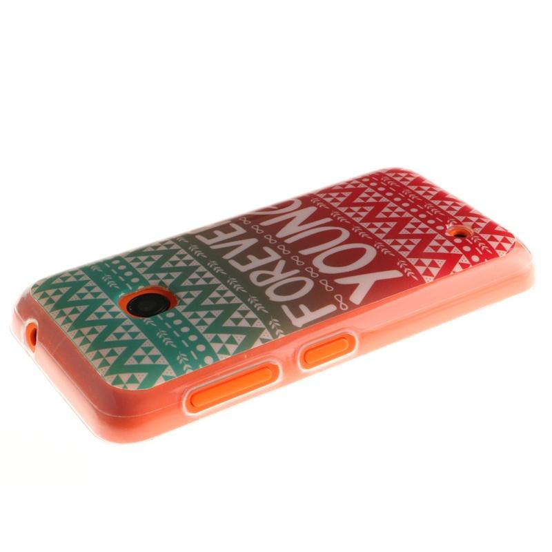 Защитный чехол Moonmini для Nokia Lumia 530 untamo alto book case чехол для nokia lumia 1320