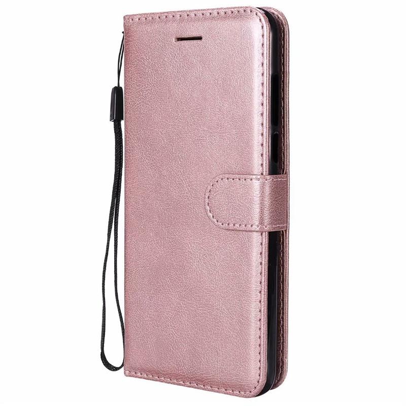 Для Huawei Honor 7C 5,99-дюймовый чехол откидная крышка бумажник стенд искусственная кожа сумки для мобильного телефона с гнездом для карты для Huawei Наслаждайтесь 8