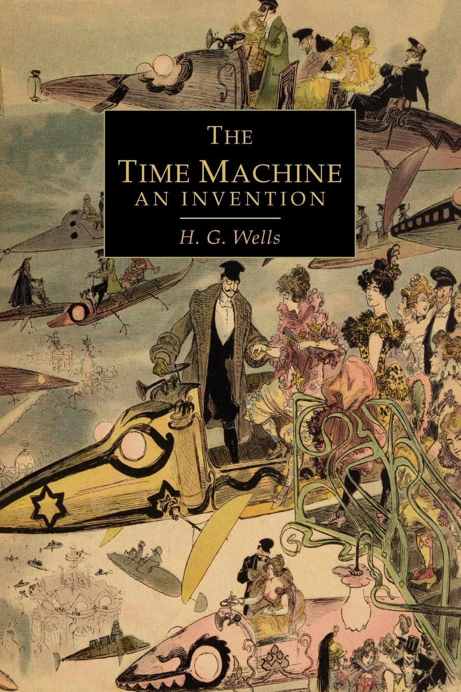H. G. Wells The Time Machine richard kirk raven 5 a time of dying
