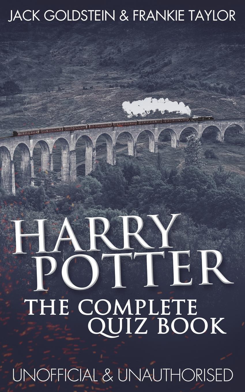 Jack Goldstein, Frankie Taylor Harry Potter - The Complete Quiz Book door quiz