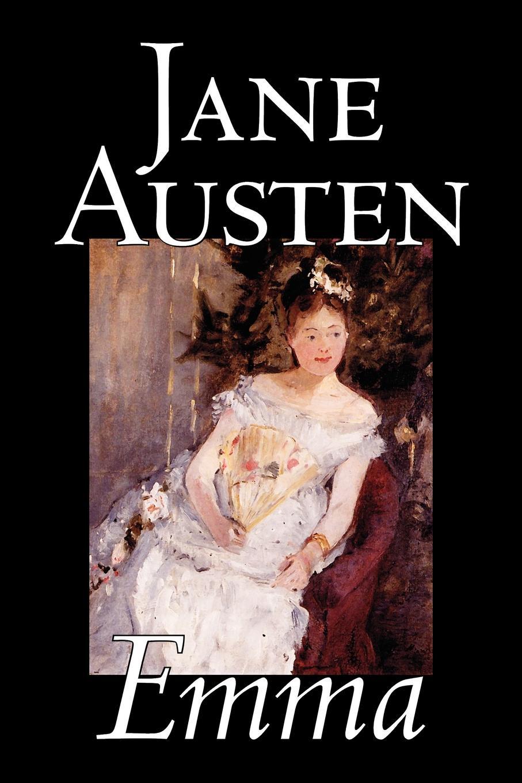 Jane Austen Emma by Jane Austen, Fiction, Classics, Romance, Historical, Literary
