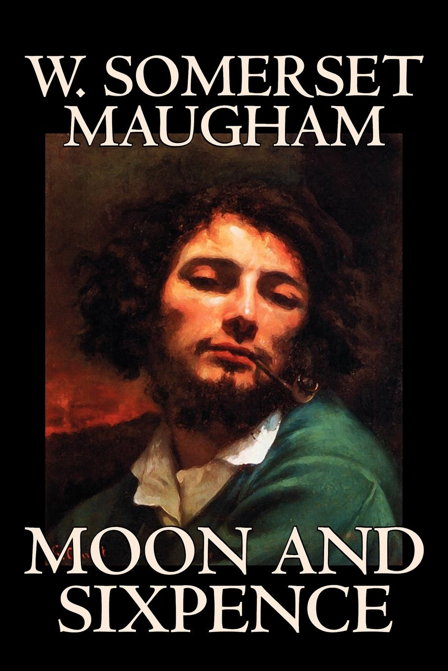 W. Somerset Maugham Moon and Sixpence by W. Somerset Maugham, Fiction, Classics w somerset maugham the moon and sixpence