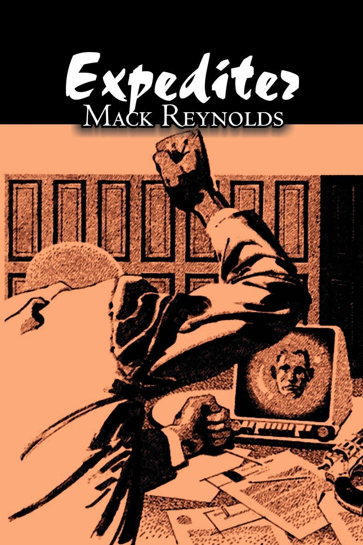 Mack Reynolds Expediter by Mack Reynolds, Science Fiction, Adventure, Fantasy цена