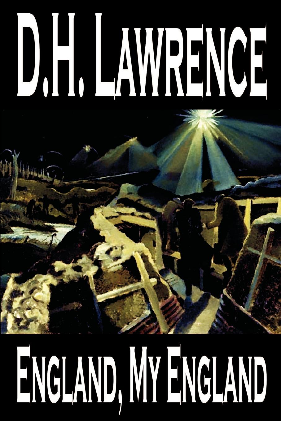 D. H. Lawrence England, My England by D.H.Lawrence, Short Stories недорого
