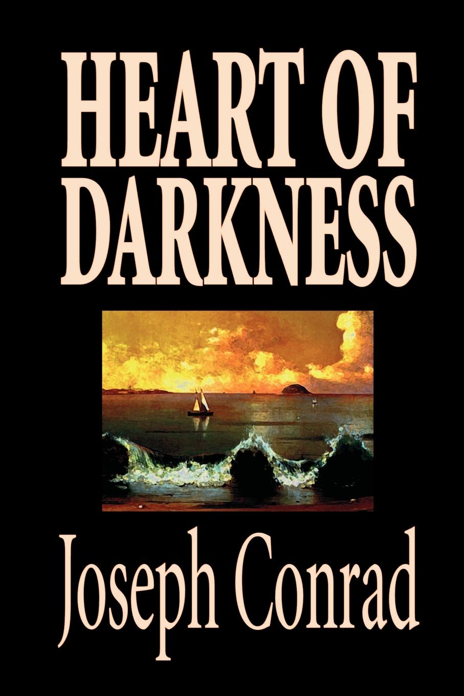 Joseph Conrad Heart of Darkness by Joseph Conrad, Fiction, Classics, Literary joseph lowe the present state of england