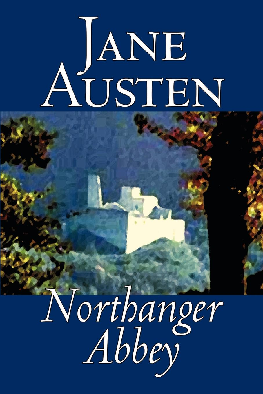 Jane Austen Northanger Abbey by Jane Austen, Fiction, Literary, Classics