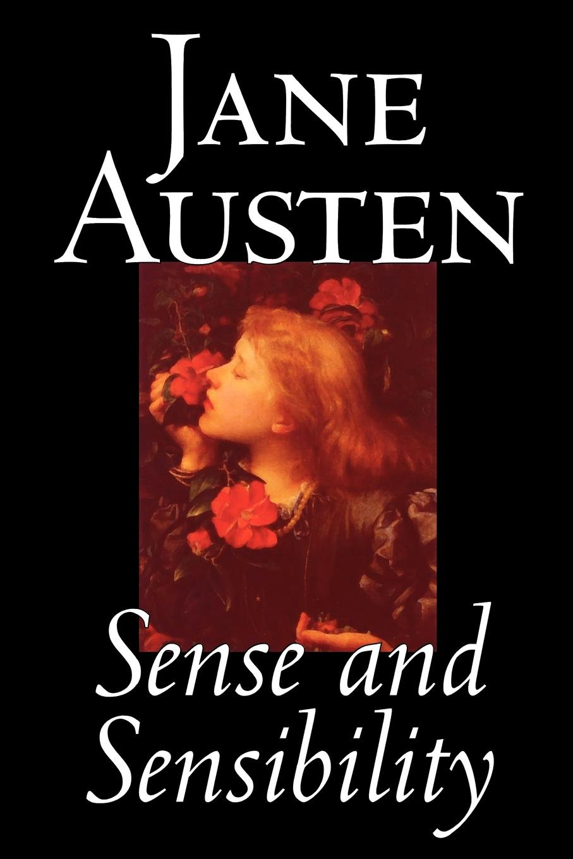 Jane Austen Sense and Sensibility by Jane Austen, Fiction, Classics