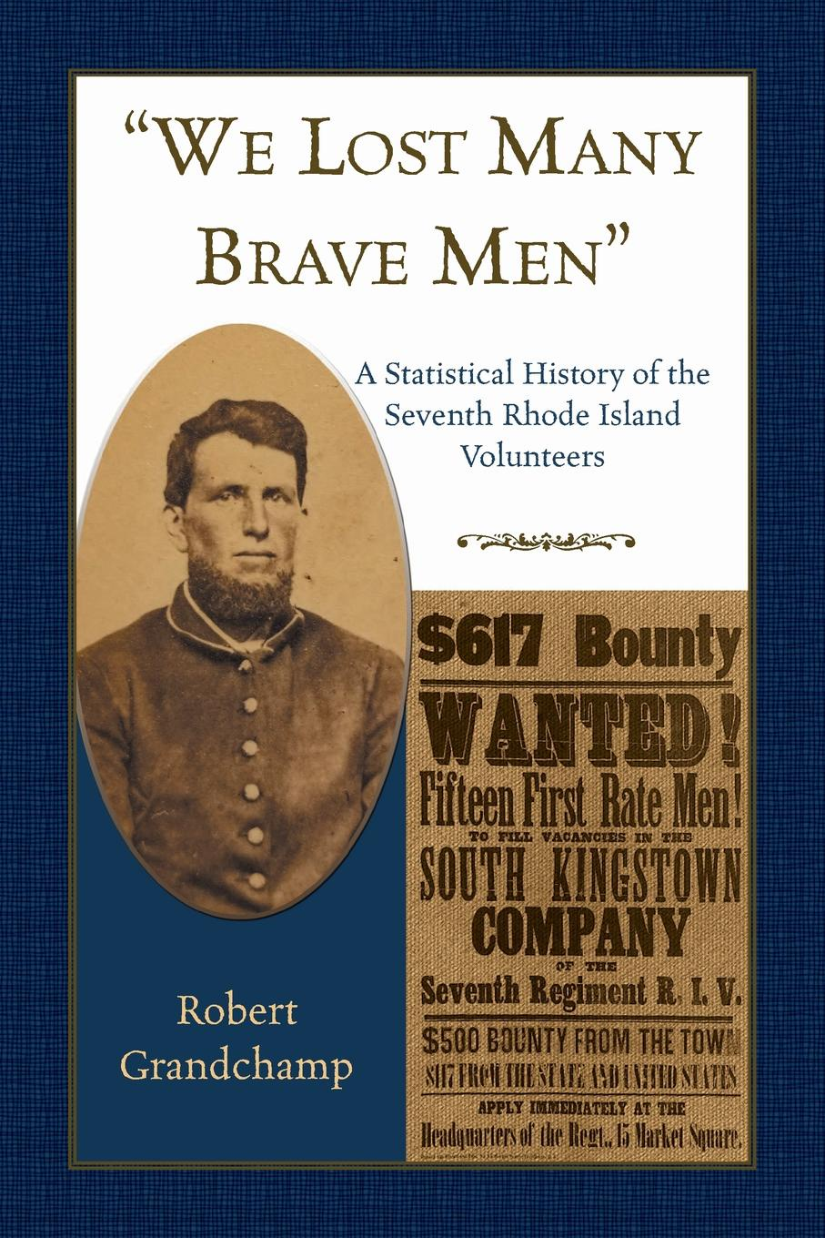 Robert Grandchamp We Lost Many Brave Men A Statistical History of the Seventh Rhode Island Volunteers rhode island drug court