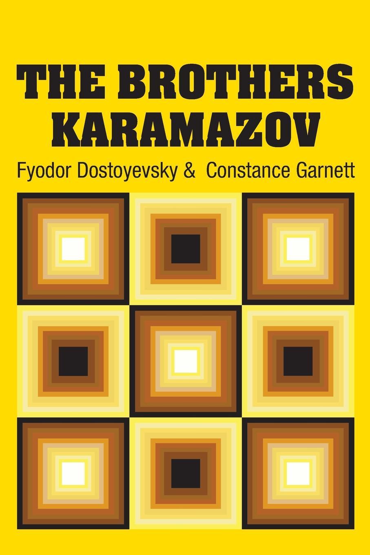 Фёдор Михайлович Достоевский, Constance Garnett The Brothers Karamazov the karamazov brothers
