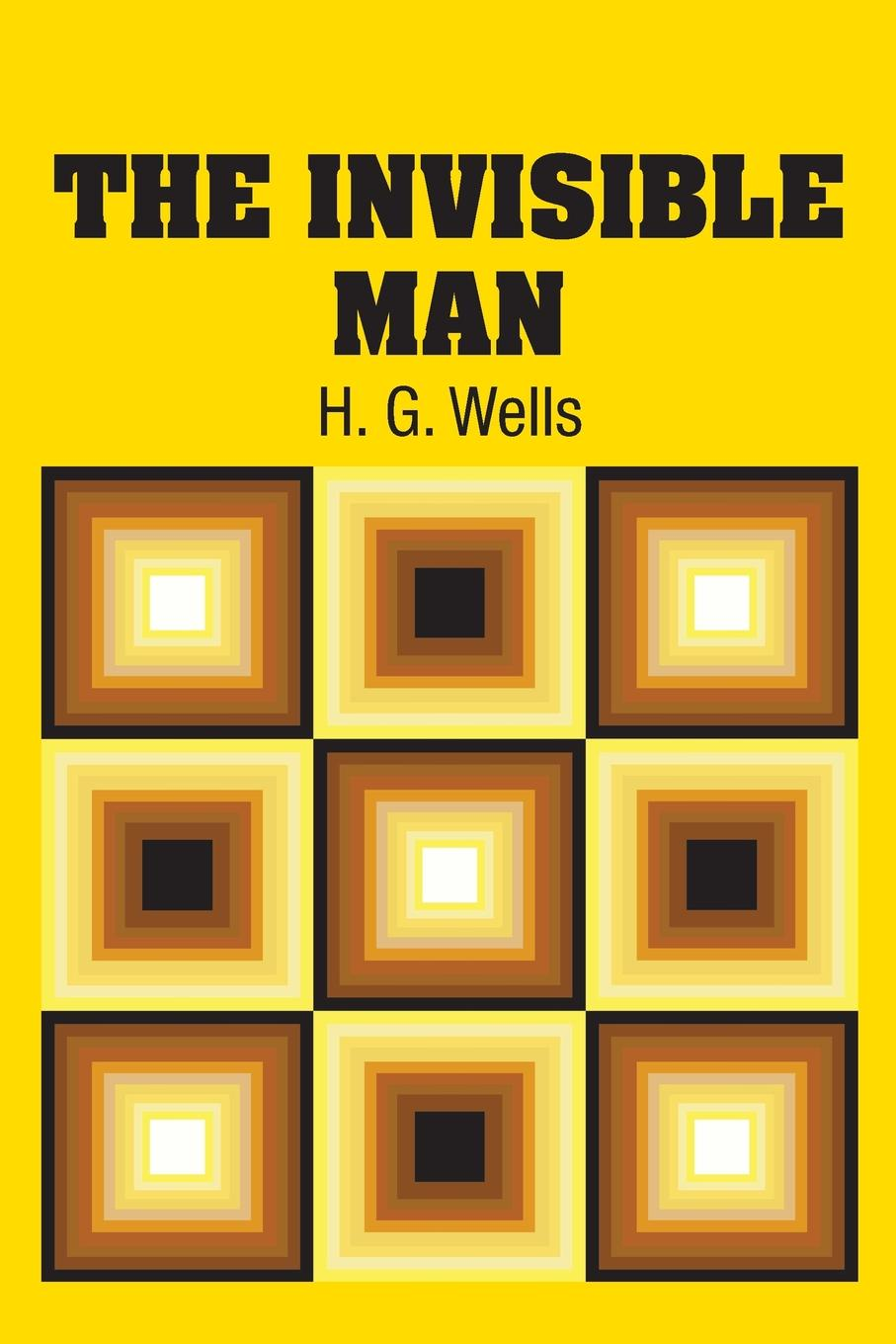 H. G. Wells The Invisible Man herbert wells the invisible man