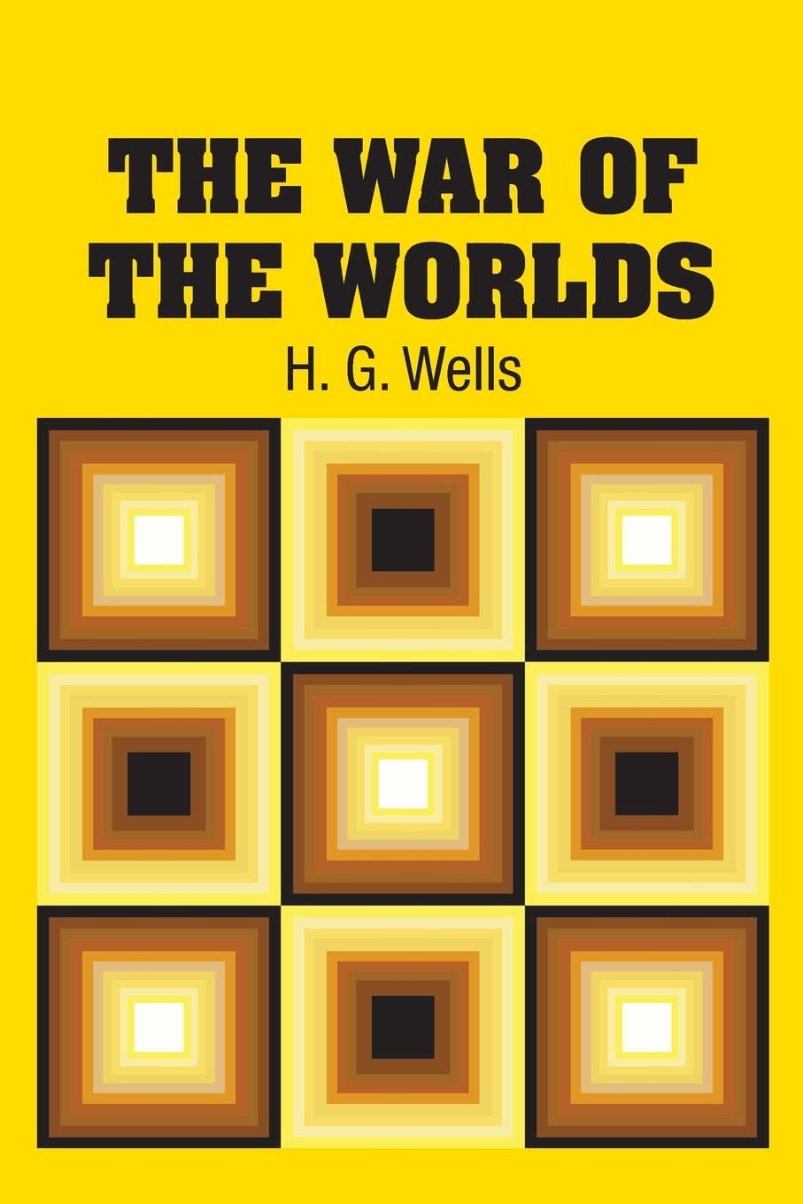 H. G. Wells The War of the Worlds h g wells the war of the worlds