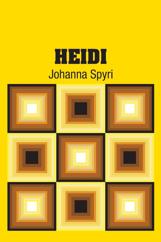 Johanna Spyri Heidi heidi vihma setost saarteni