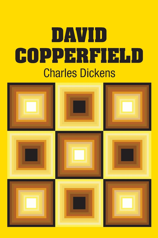 купить Чарльз Диккенс David Copperfield по цене 1077 рублей