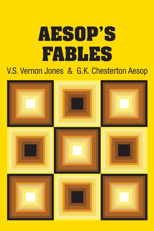 Эзоп, V.S. Vernon Jones Aesop's Fables aesop s fables