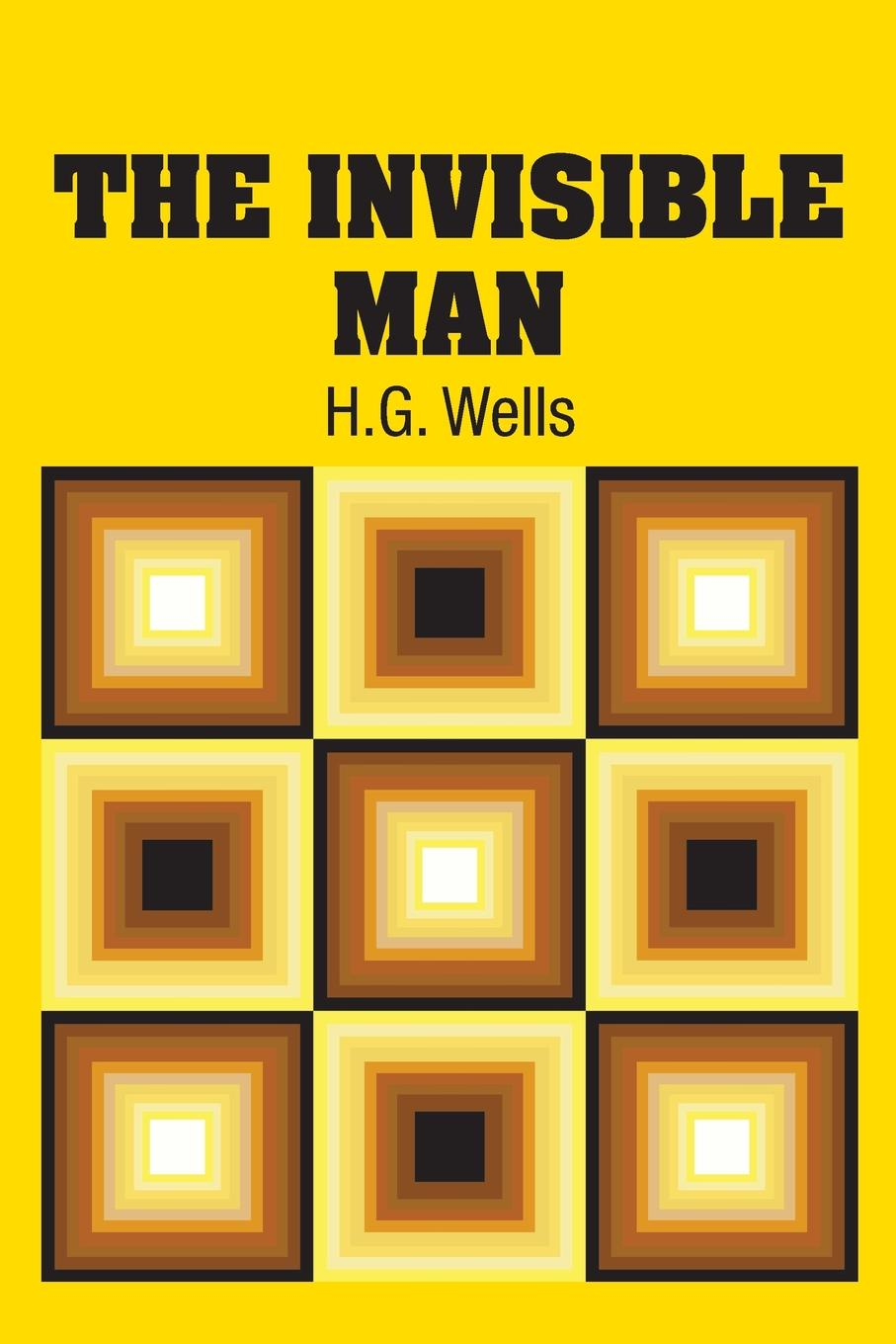H.G. Wells The Invisible Man herbert wells the invisible man