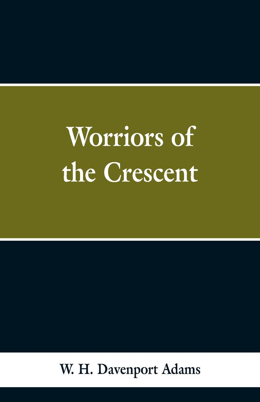 W. H. Davenport Adams Worriors of the Crescent plus size applique floral crescent hem top