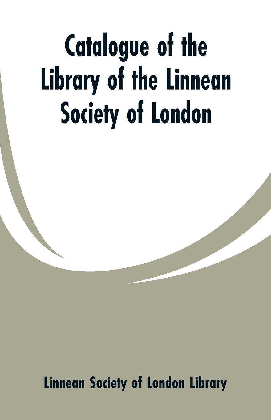 Фото - Linnean Society of London Library Catalogue of the Library of the Linnean Society of London the quireboys london