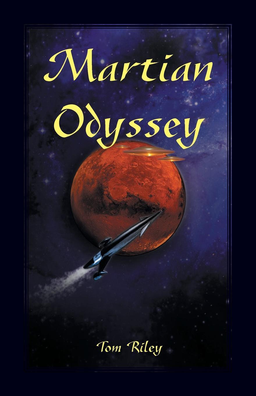 Thomas Riley Martian Odyssey martian manhunter son of mars