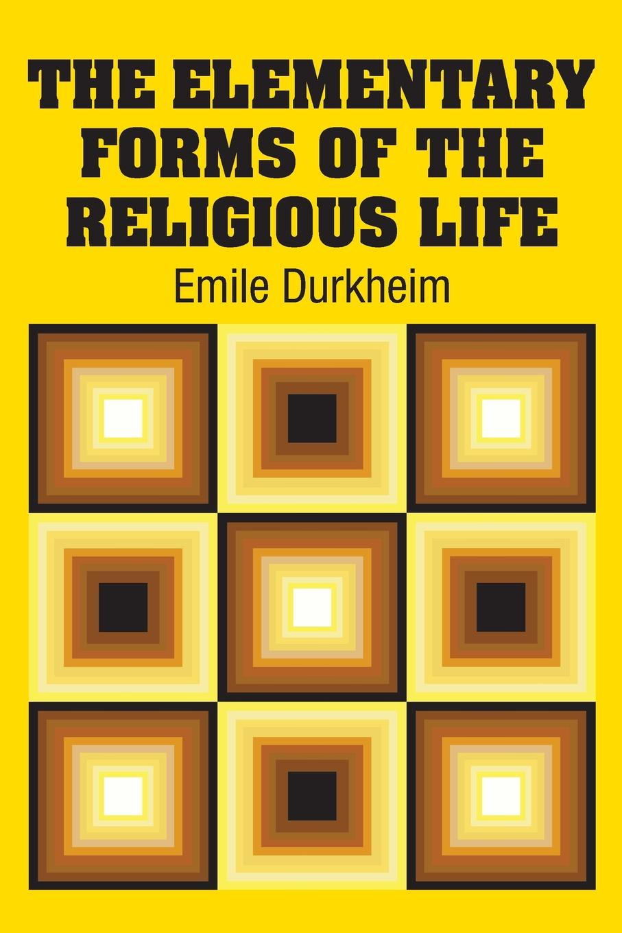 Emile Durkheim The Elementary Forms of the Religious Life real life elementary interactive dvd