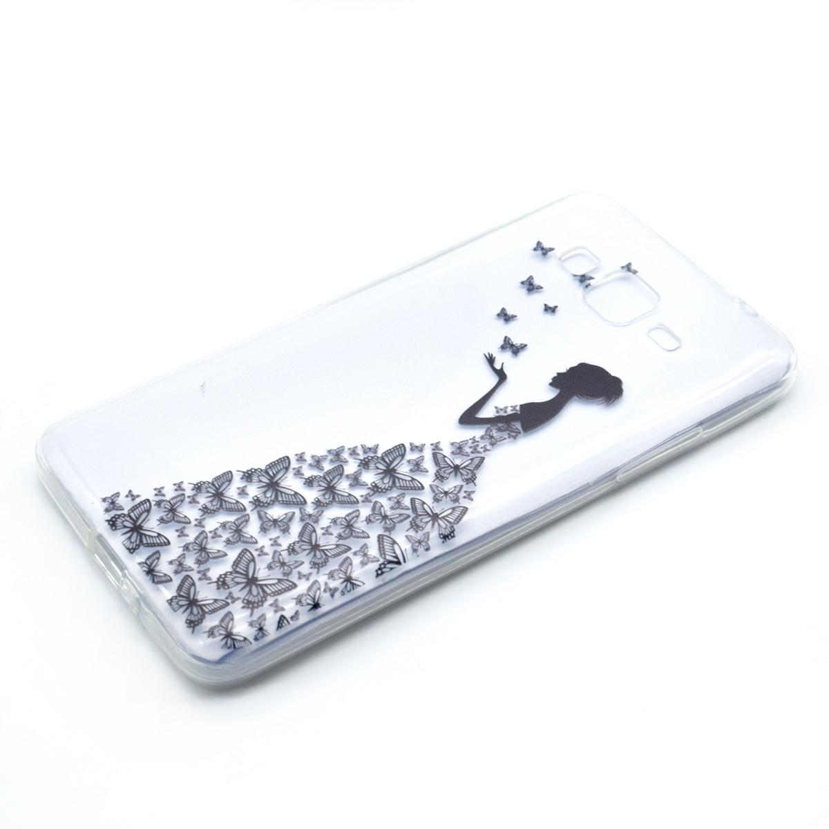 Мягкий чехол для телефона Samsung Galaxy Core Prime G360
