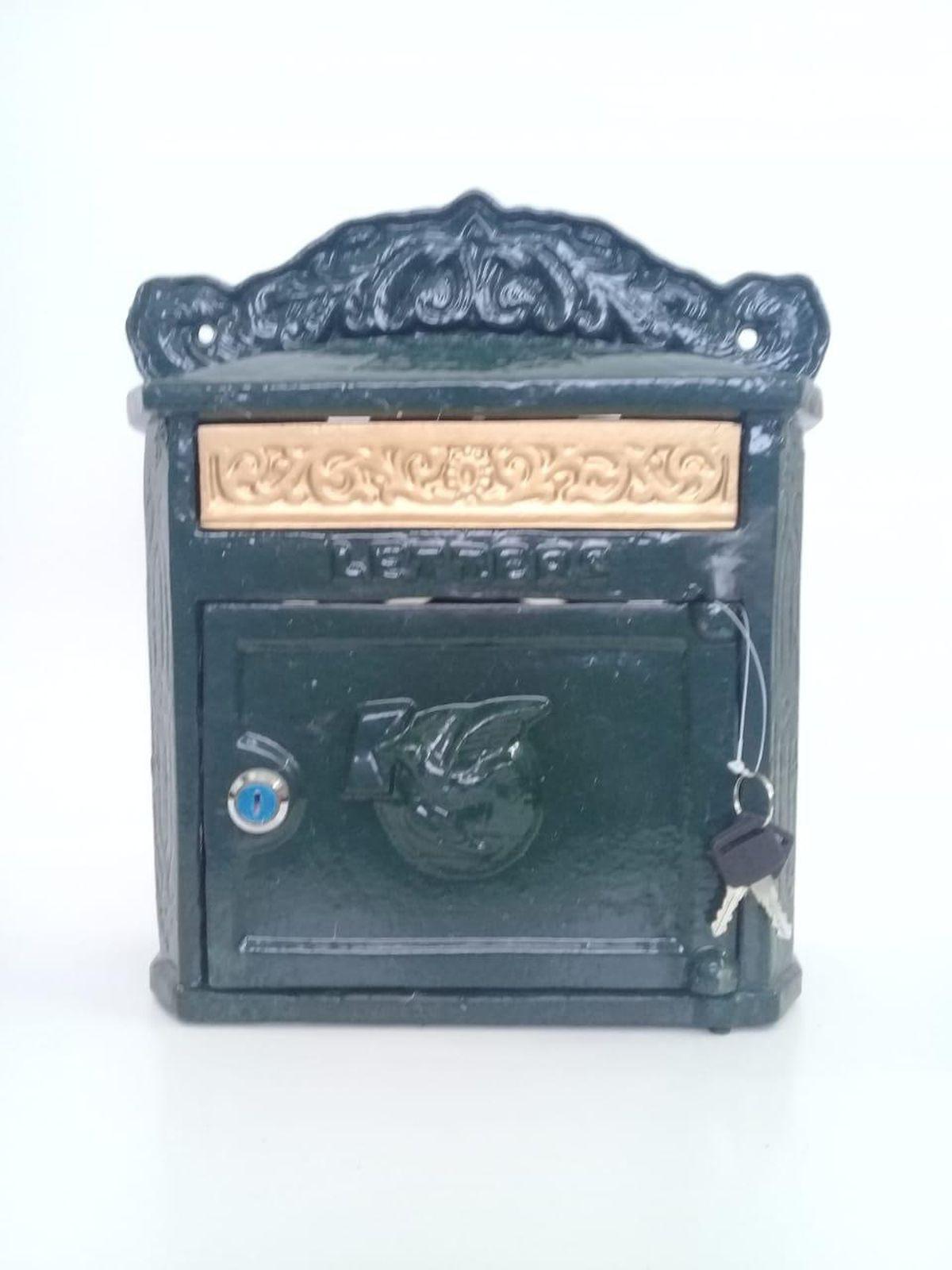 ящик почтовый пакс пм 8 Почтовый ящик садовый Изумруд, OT-35333, 33 х 12 х 35 см
