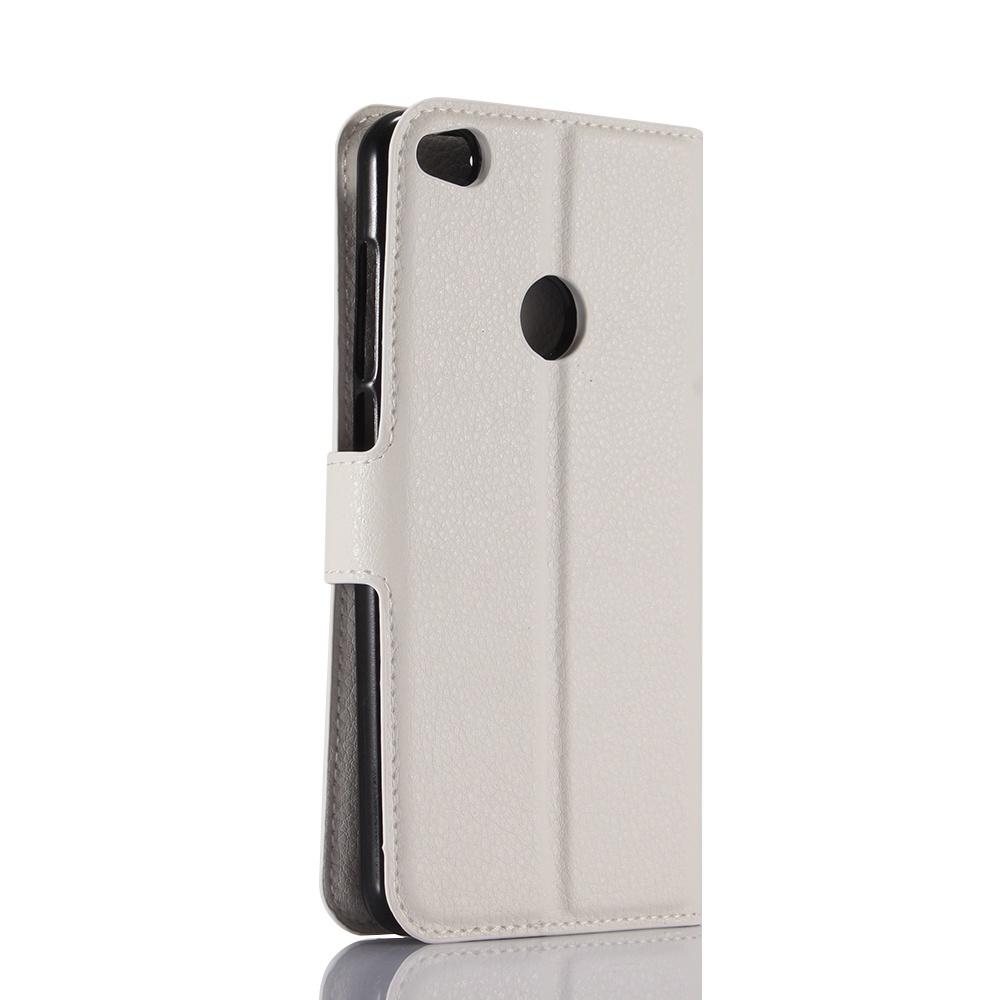 Чехол-подставка с магнитной застежкой и отделениями для карт для Huawei P8 Lite 2017 / P9 Lite 2017 / Honor 8 Lite 5.2-дюймов
