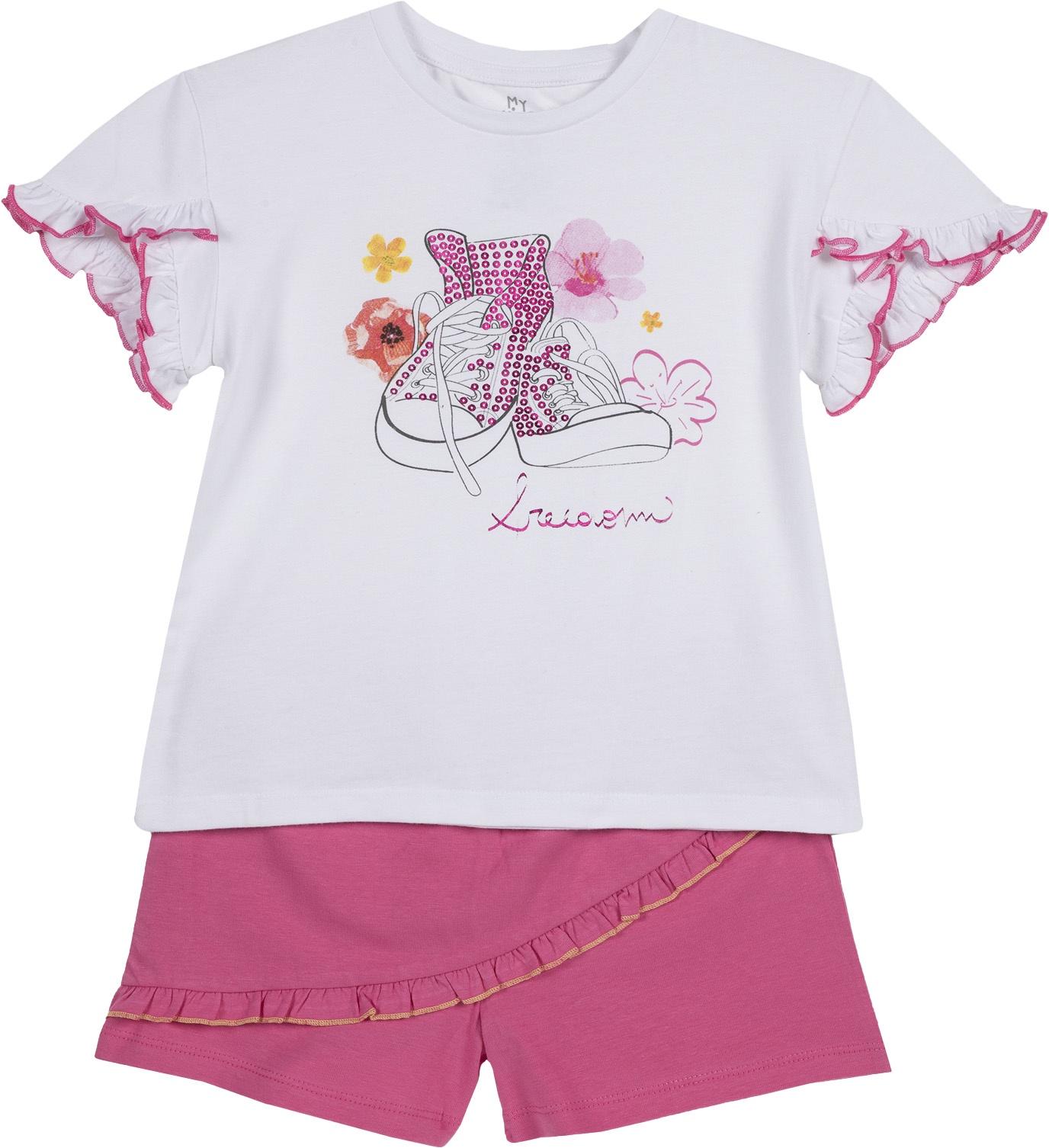 Комплект одежды Chicco мужские футболки с пайетками