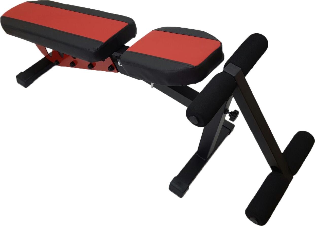Универсальная атлетическая скамья Orion Sportlim и Упор для пресса цена