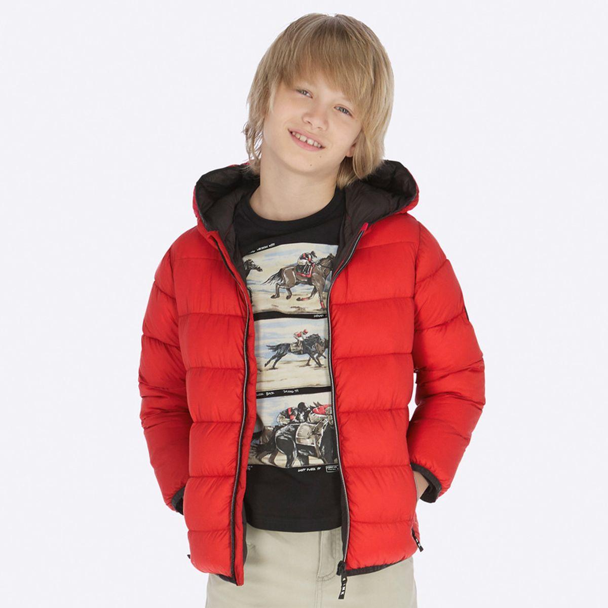 Куртка Nukutavake by Mayoral куртка для мальчика nukutavake by mayoral цвет темно синий 6429 78 7a размер 160 14 лет