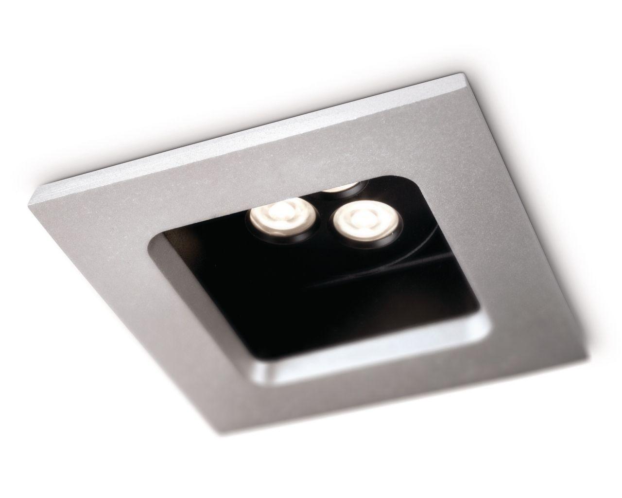Встраиваемый светильник Philips 57971/48/16 спот 53090 48 16 philips