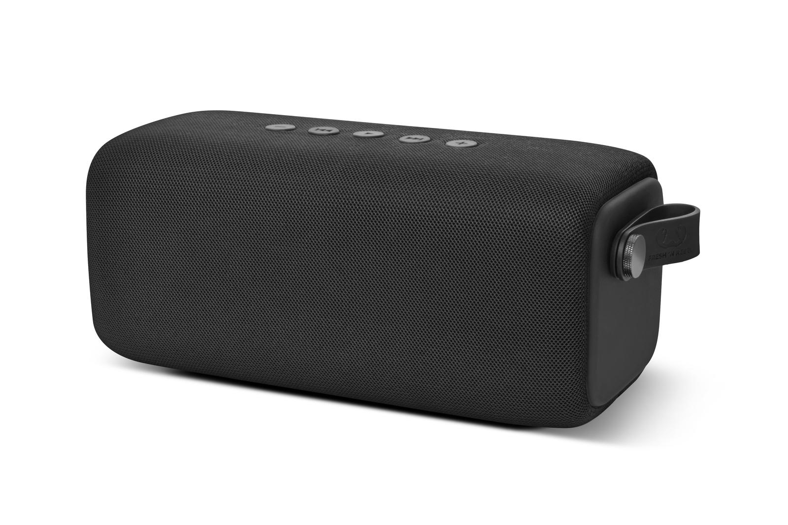 лучшая цена Портативная колонка Fresh 'n Rebel Rockbox Bold L Waterproof Bluetooth Speaker Concrete