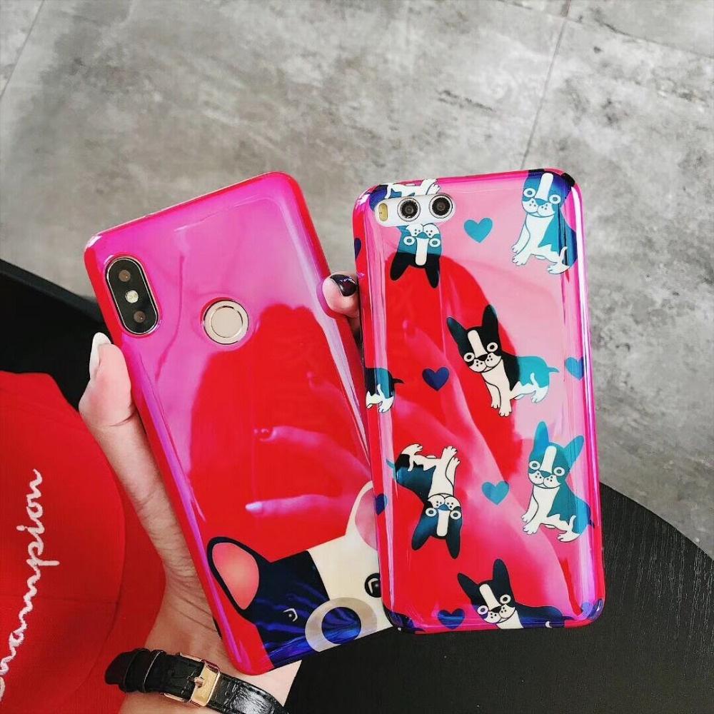 Blu-Ray Lovely Animal Dog Pattern Phone Case для Huawei Honor 9 10 Mate 10 Pro Nova 2S P20 Pro Cute Pet Мягкая крышка TPU goowiiz синий huawei mate 9 pro