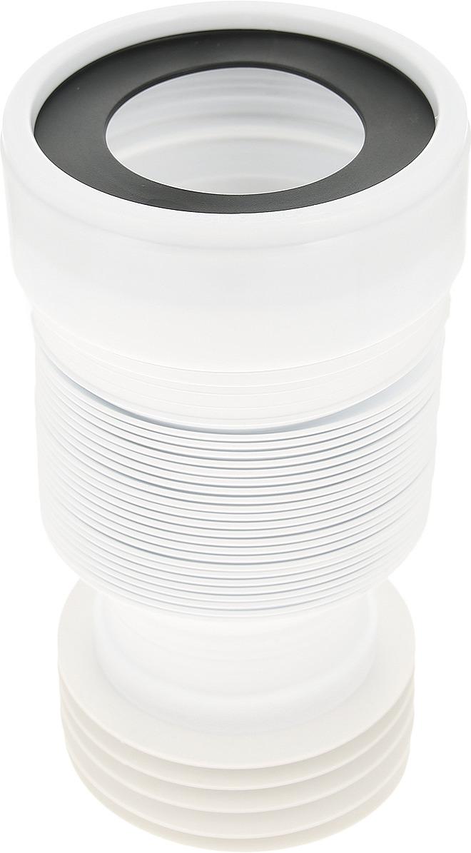 Удлинитель гибкий АНИ Пласт, K828, для унитаза ани пласт e055