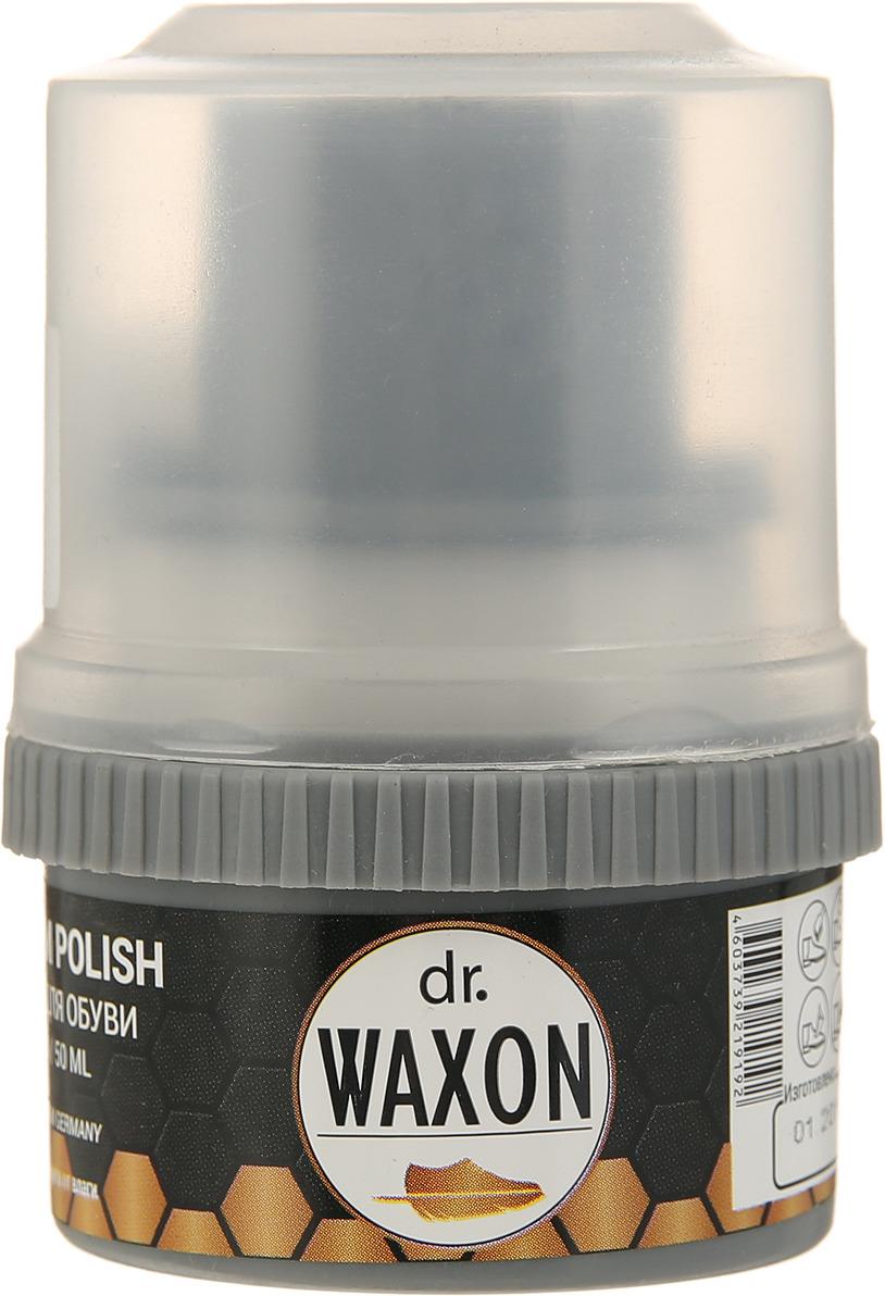 КРЕМ для обуви, бесцветный, 50 г., Dr. Waxon Shoe Cream Polish 50 ml dr oetker крем тирамису 64 г