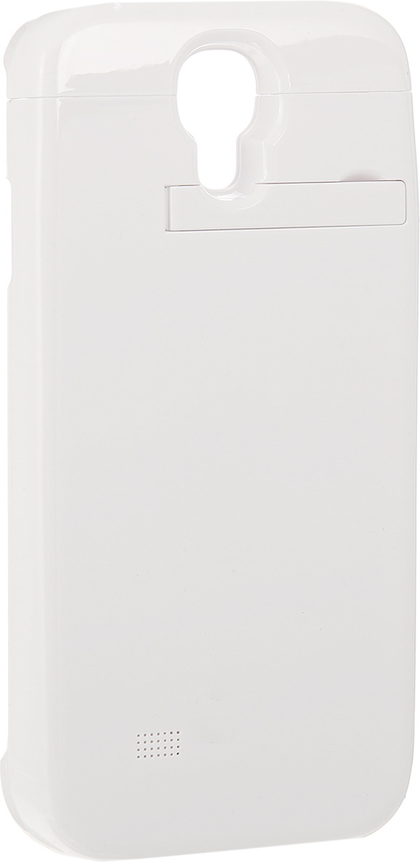 EXEQ HelpinG-SC02 чехол-аккумулятор для Samsung Galaxy S4, White (3300 мАч, клип-кейс)