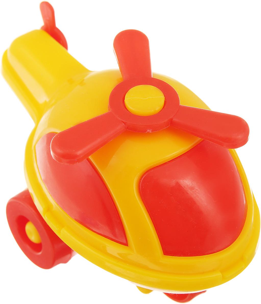 Машинка Toybola Вертолетик, TB-022-no, цвет желтый пижама для мальчика веселый малыш вертолетик цвет зеленый 9214 вертолетик размер 92