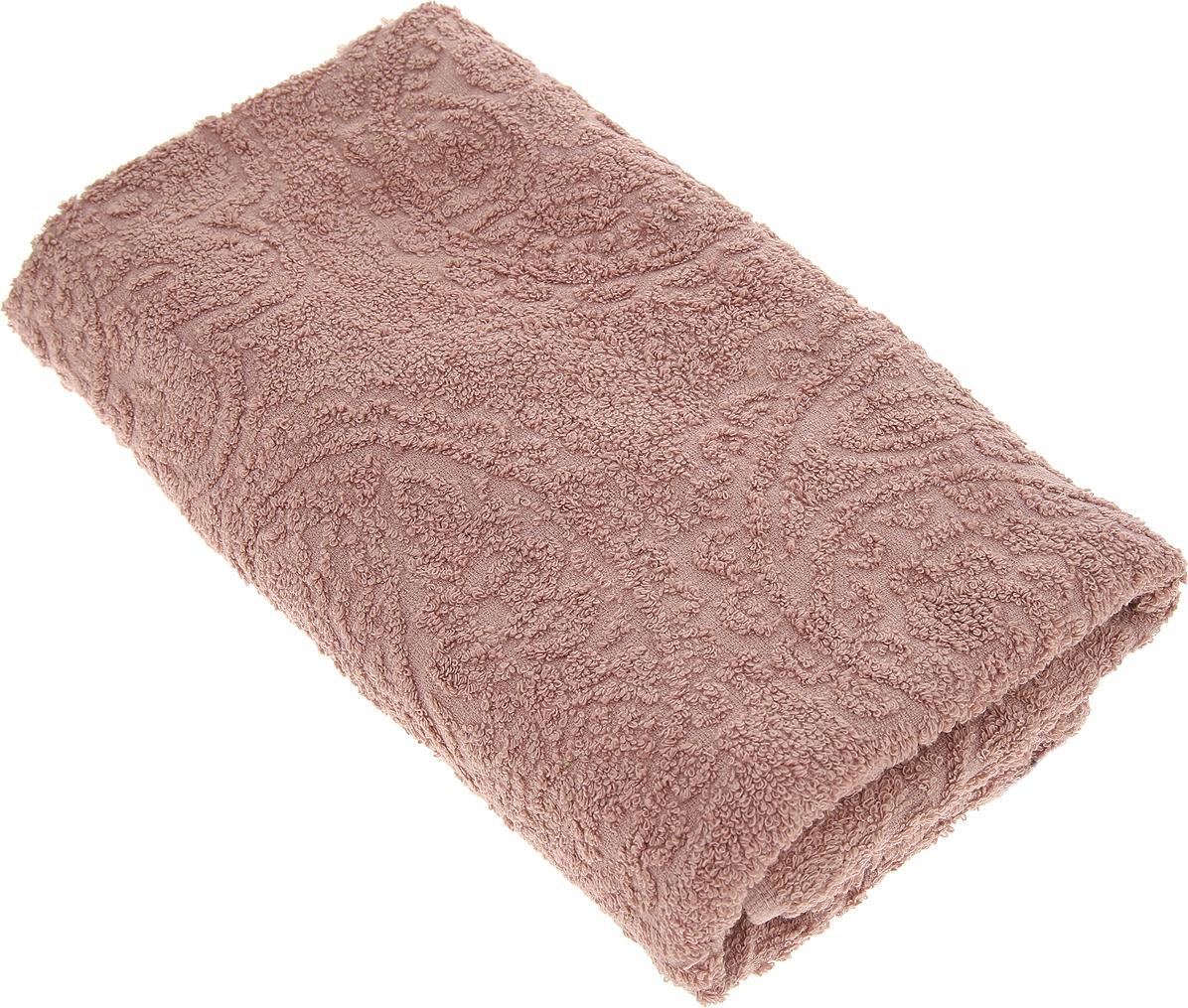 Полотенце махровое Василиса Ибица, 189009, красный, 70 х 130 см полотенца нордтекс полотенце aquarelle палитра аметистовый 70 130 см