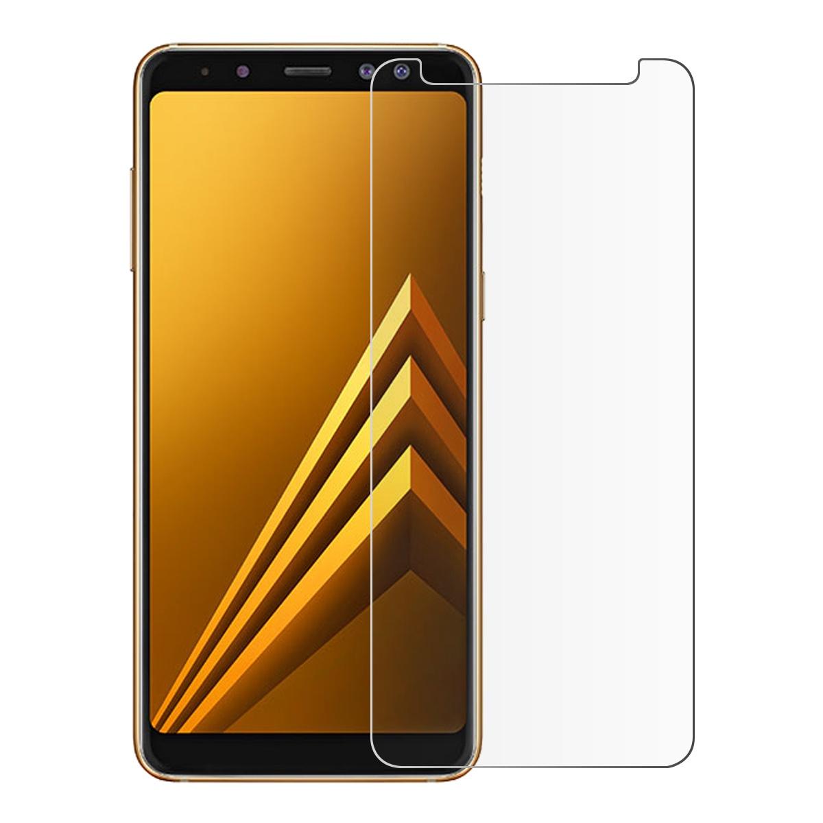 1 упак. Samsung Galaxy A8 2018 закаленное стекло защитная пленка для экрана против царапин аксессуар защитная пленка для samsung galaxy a8 innovation front