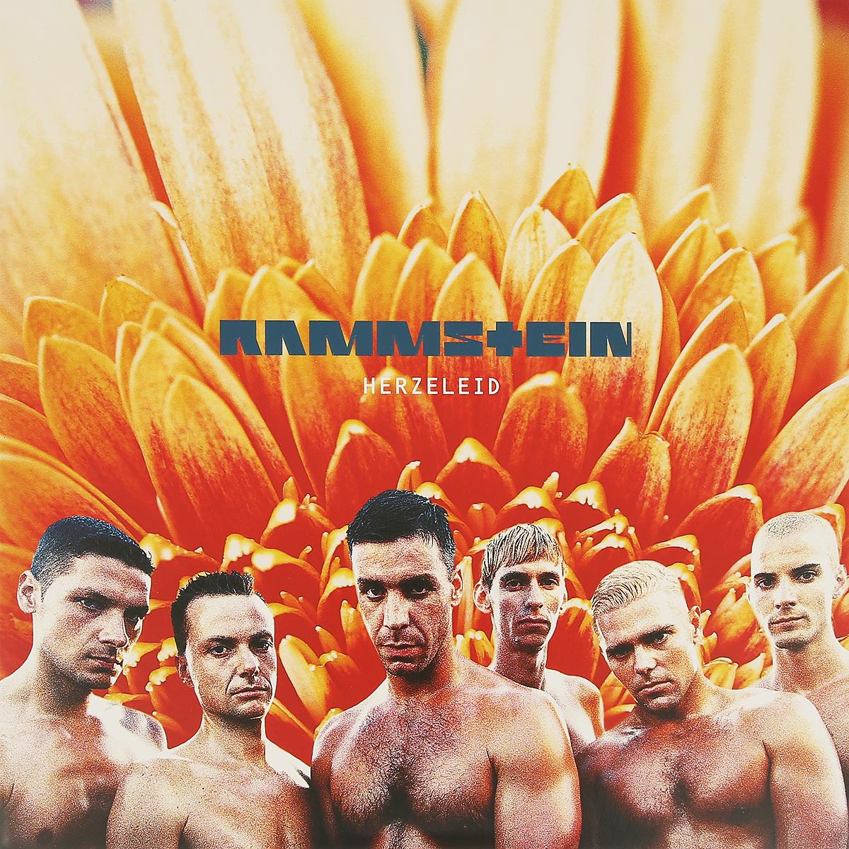 Rammstein Rammstein. Herzeleid (2 LP) футболка rammstein