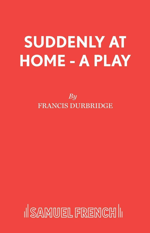 Francis Durbridge Suddenly At Home - A Play pair of elegant rhinestone hollowed geometric earrings for women