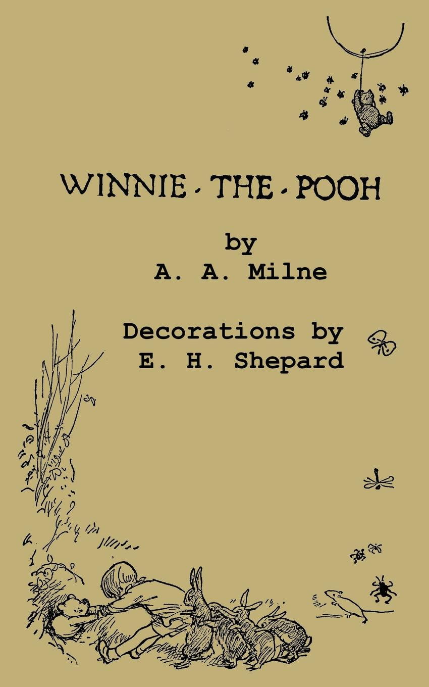 A. A. Milne Original Version Winnie-the-Pooh winnie the pooh day of sweet surprises cd