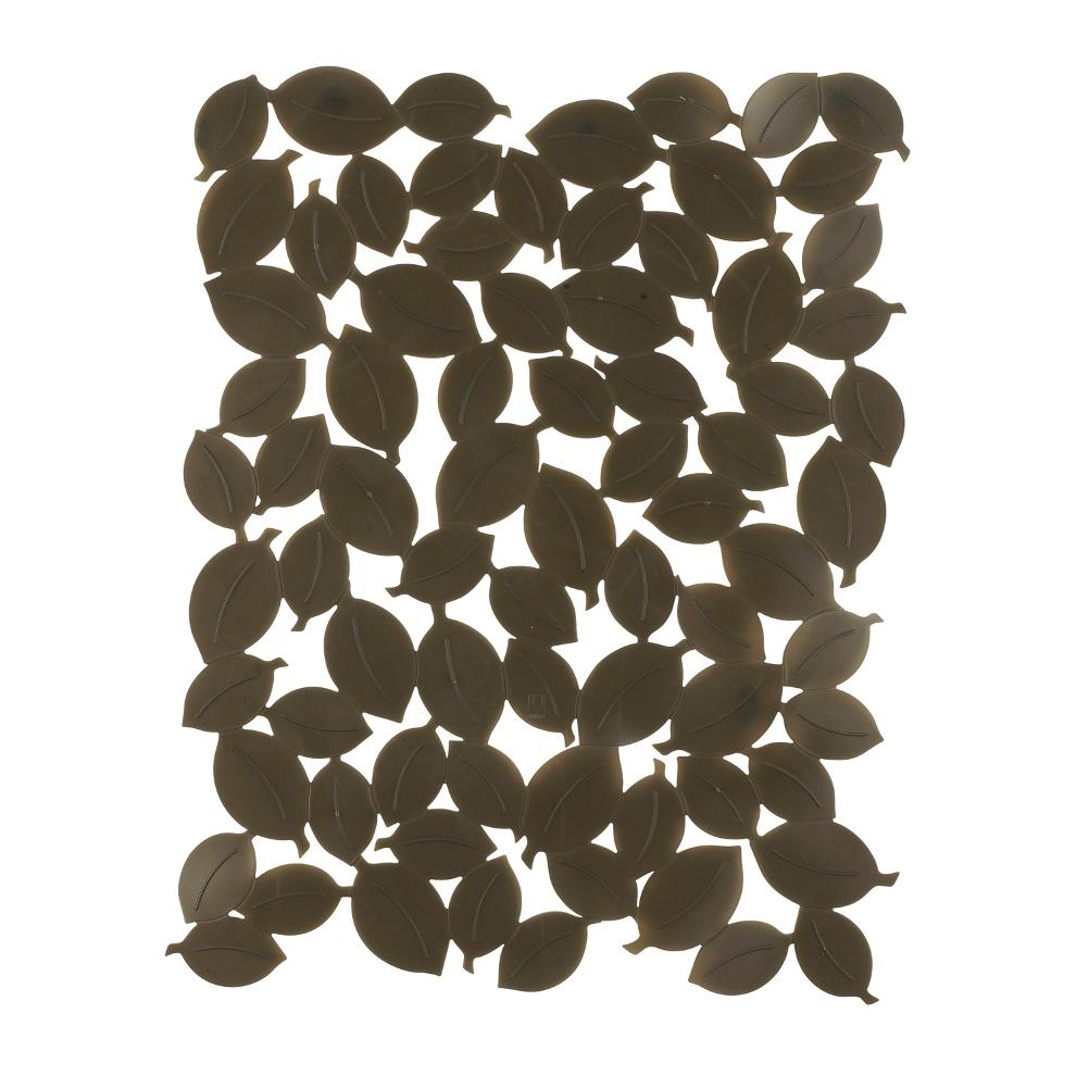 Подложка для раковины Umbra Foliage большая серая