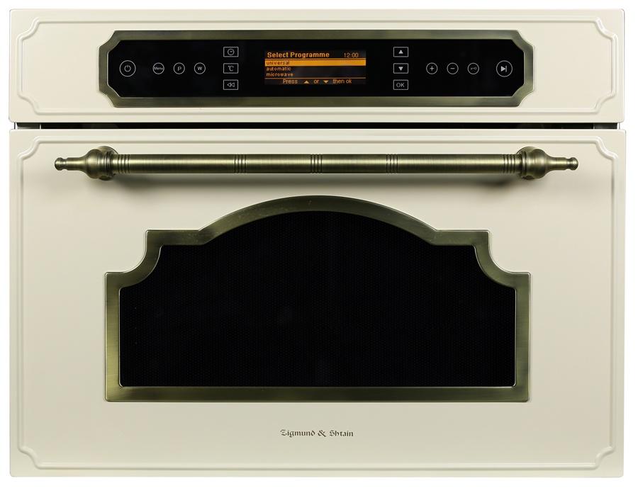 Встраиваемая микроволновая печь Zigmund Shtain BMO 20.362 X