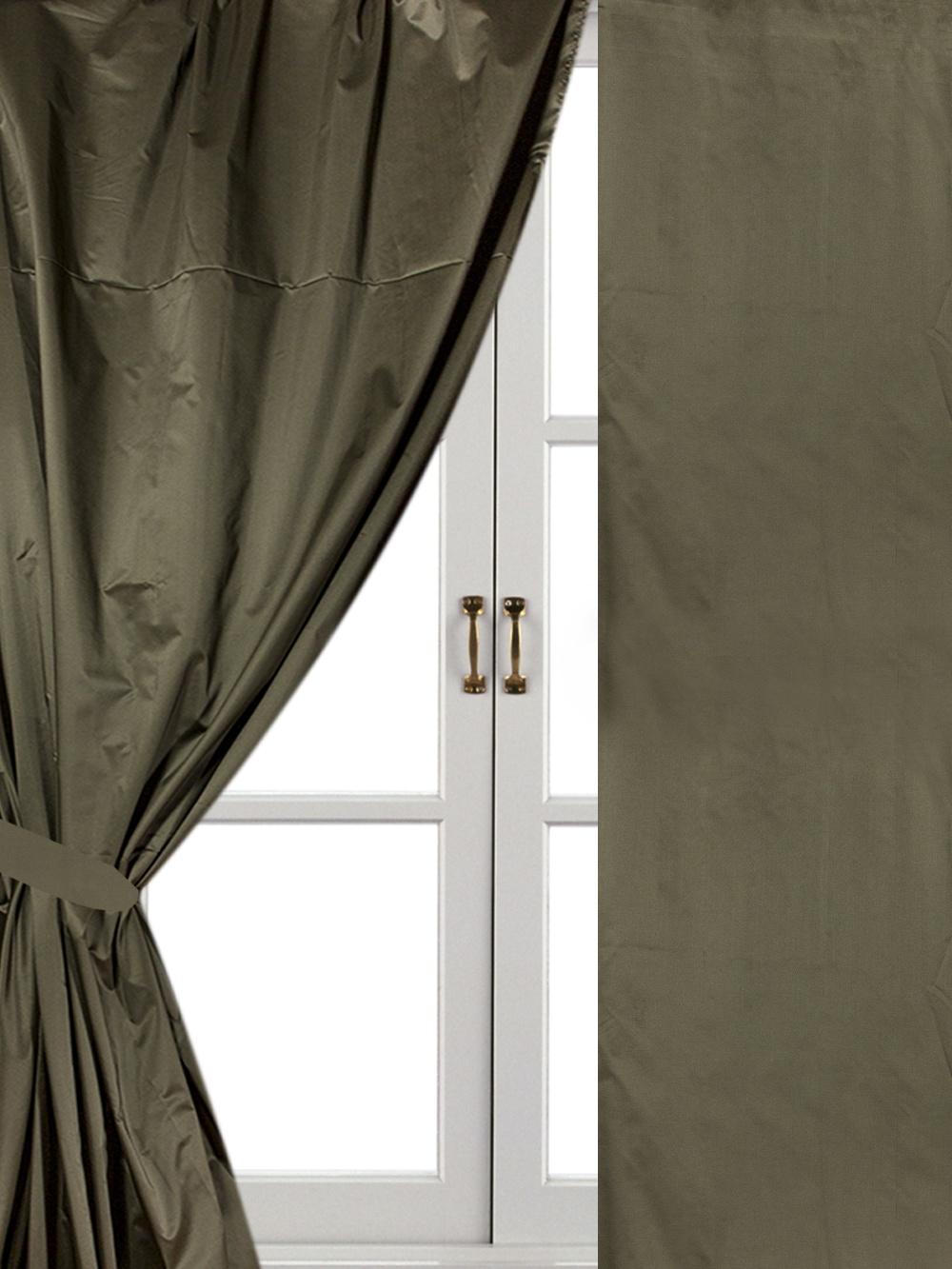 Шторы комнатные Айлант ОБ40 шторы homedeco нитяные шторы яркие кольца