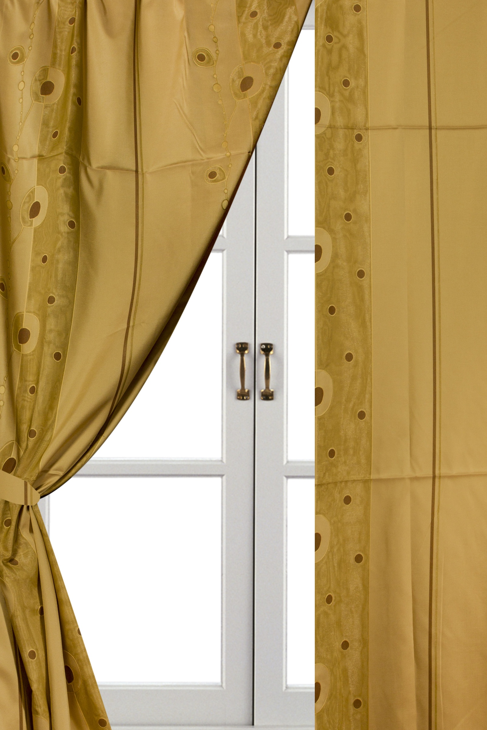 Шторы комнатные Айлант ОБ41 шторы homedeco нитяные шторы яркие кольца