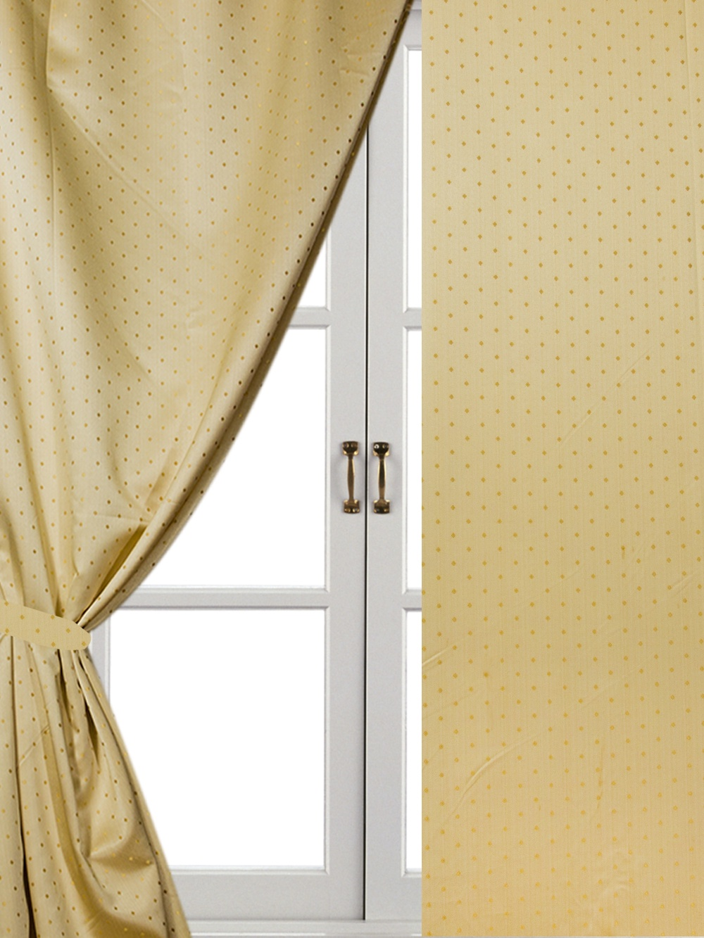Шторы комнатные Айлант ОБ29 шторы homedeco нитяные шторы яркие кольца