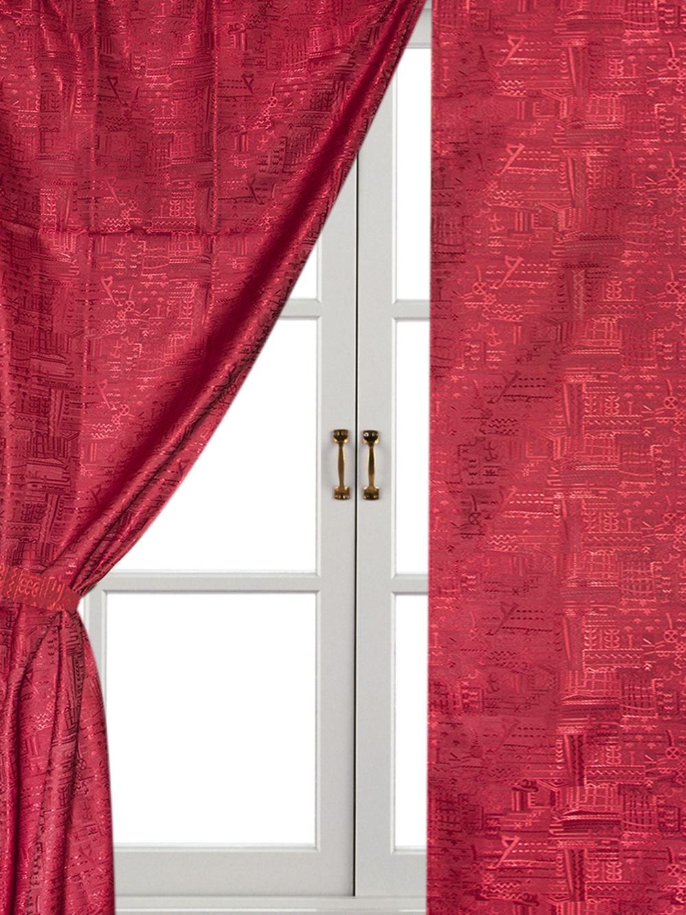 Шторы комнатные Айлант ОБ25 шторы homedeco нитяные шторы яркие кольца