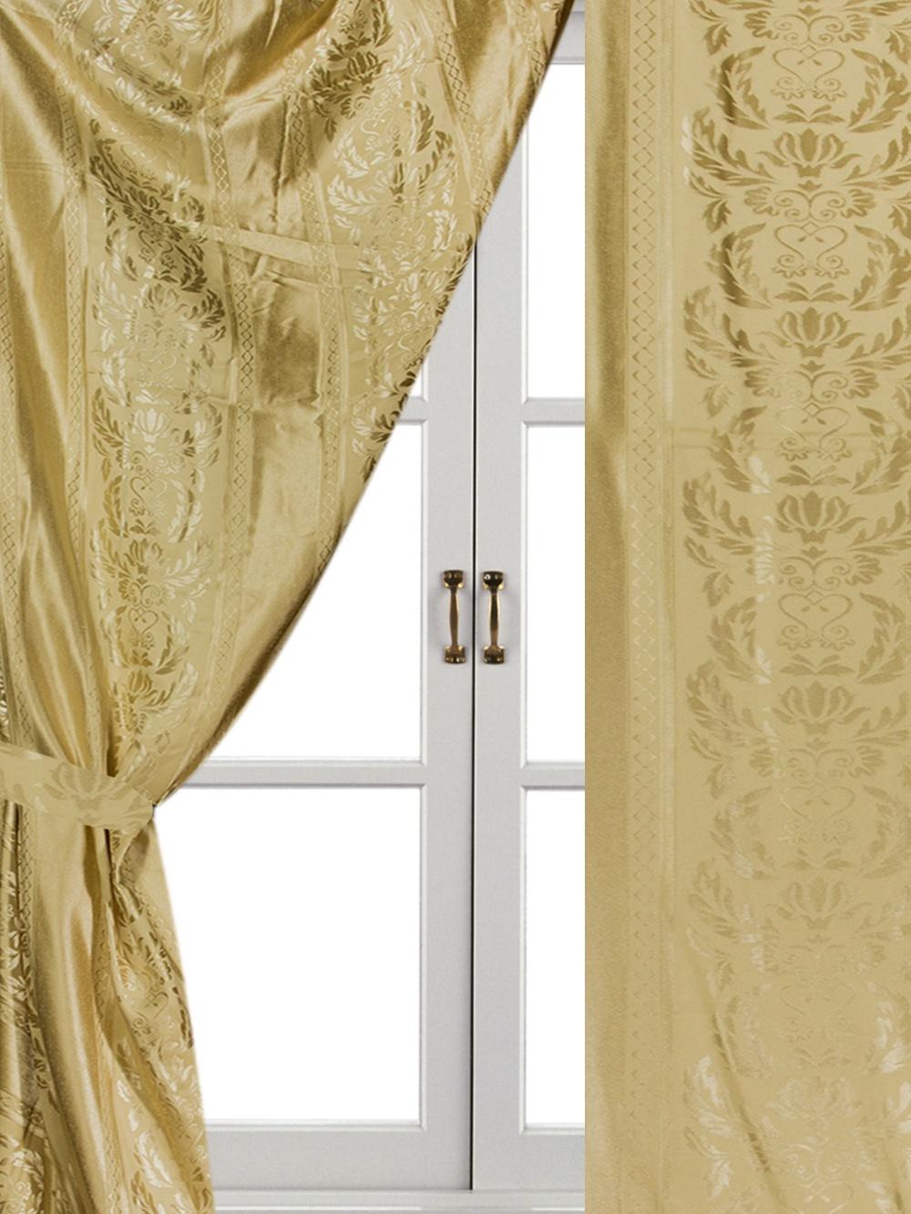 Шторы комнатные Айлант ОБ17 шторы homedeco нитяные шторы яркие кольца