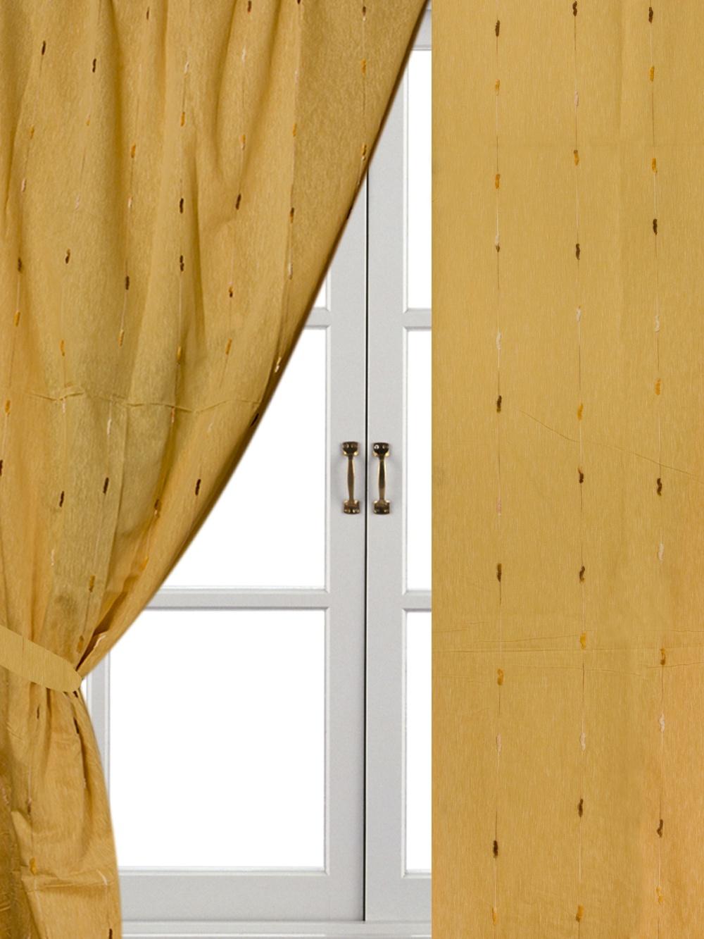 Шторы комнатные Айлант ОБ18 шторы homedeco нитяные шторы яркие кольца